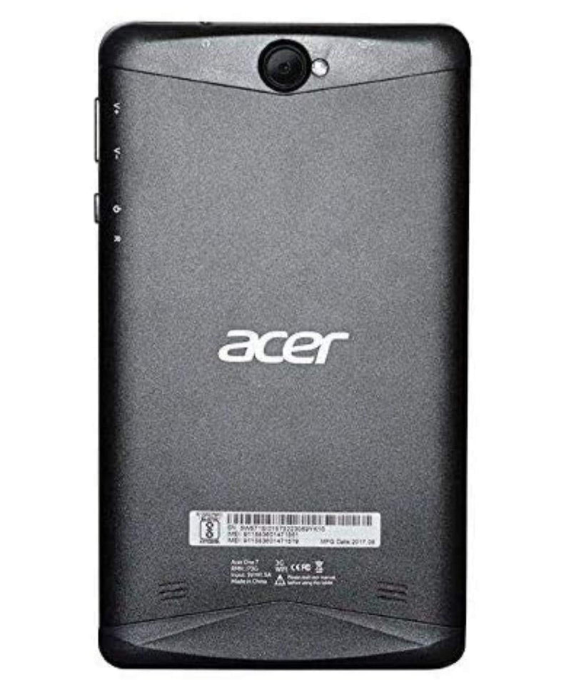 Acer one 7 4G Tablet Quad Core, 2GB Ram, 16GB ROM Dual sim