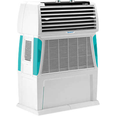 Symphony 80 L Room/Personal Air Cooler  (White, Touch 80)