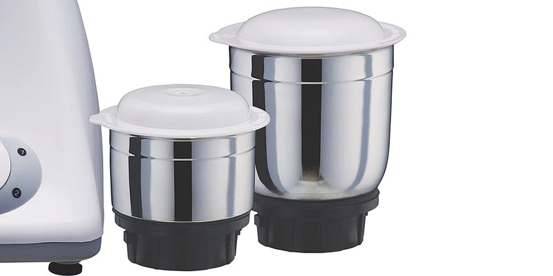 Bajaj Popular 450 W Mixer Grinder  (3 Jars) - DefenceElectronics