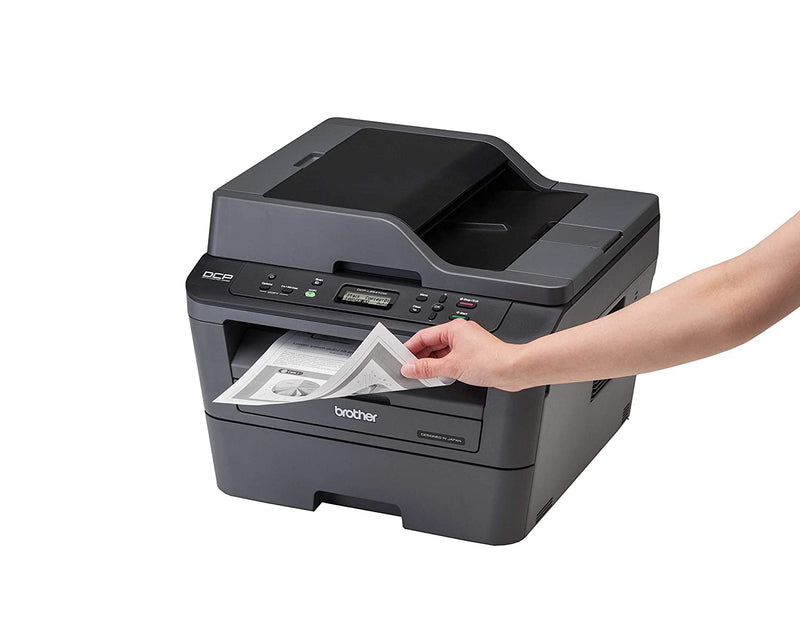 Brother DCP-L2541DW Multi-Function Wireless Monochrome Laser Printer with Network & Auto Duplex Printing - DefenceElectronics