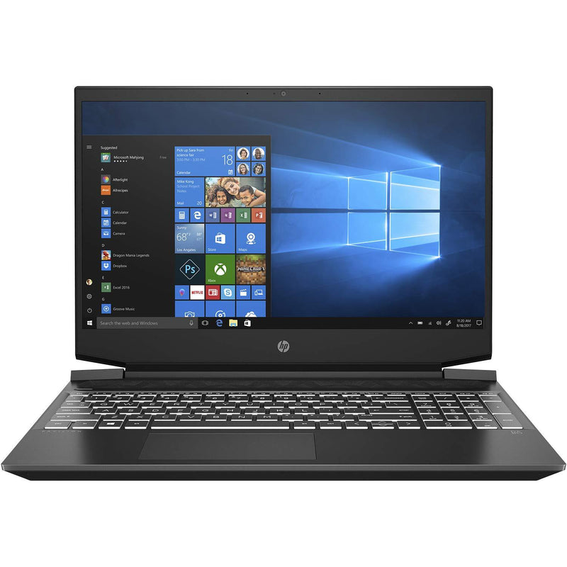 HP Pavilion Gaming 15.6-inch Laptop (3rd Gen Ryzen 5-3550H/8GB/1TB HDD/Windows 10/3 GB NVIDIA 1050 Graphics), EC0098AX - DefenceElectronics