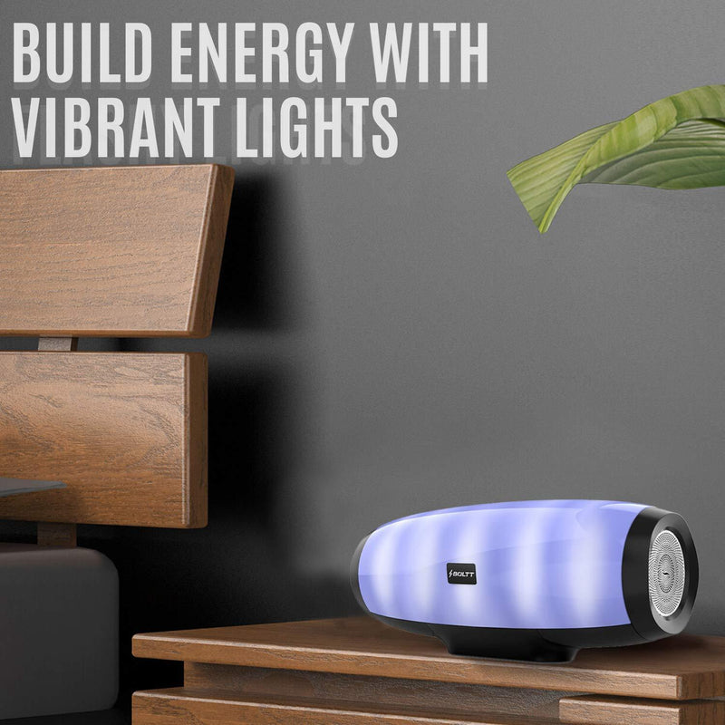 Fire-Boltt Xplode 1400 Bluetooth Portable Speaker with Vibrant LightShow & 360° Boombastic Surround Sound - DefenceElectronics
