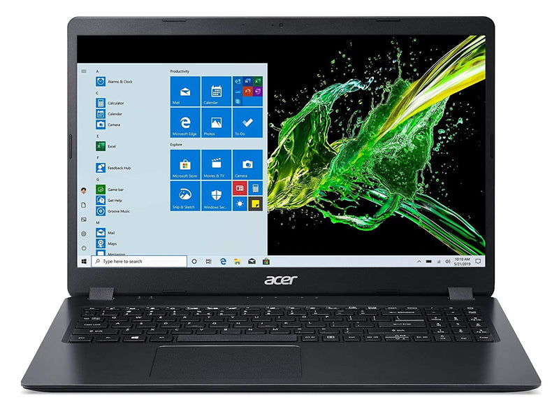 Acer Aspire 3 Intel i5-10th Gen 15.6 - inch 1920 x 1080 Thin and Light Laptop (8GB Ram/1TB HDD/Window 10/Intel UHD Graphics/Black/1.9 kgs), A315-56