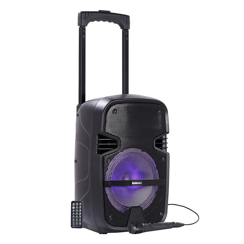Zebronics Zeb-ZING Trolley Speaker with Wired mic