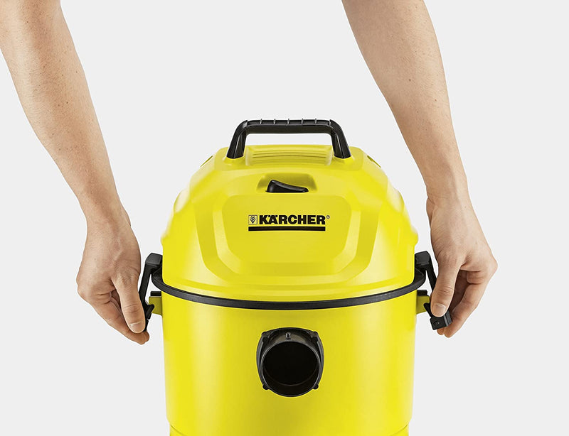 Karcher WD 1 1000-Watt Wet and Dry Vacuum Cleaner - DefenceElectronics