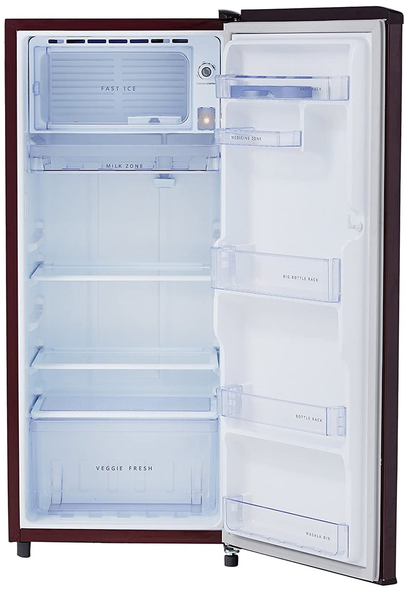 Whirlpool 3 STAR 215 IMPRO PRM 3S 200Ltr Direct Cool Refrigerator (Cool Illusia) 71630