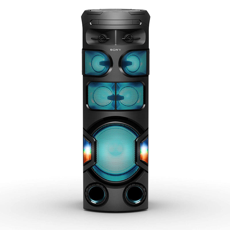 Sony MHC-V82D with Party Lights & Karaoke Bluetooth Party Speaker  (Black, 2.0 Channel) - DefenceElectronics