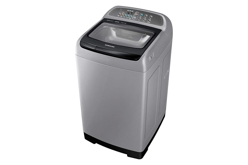 Samsung 7 Kg Fully-Automatic Top Loading Washing Machine (WA70N4422VS/TL, Silver) - DefenceElectronics