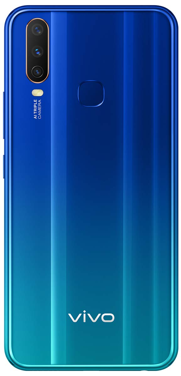 Vivo Y15 (4 GB RAM, 64 GB Storage)