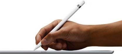 Apple MK0C2ZM/A Pencil for iPad Stylus (White)