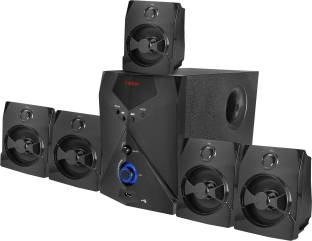 Philips DSP470U Bluetooth Home Theatre  (Black, 2.1 Channel)