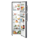 Liebherr 350 litres 2 Star Double Door Refrigerator Comfort No Frost, Stainless steel look TDCS 3540