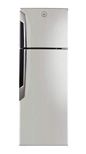 Godrej 292Ltrs 2 Star Frost Free Double Door Refrigerator (RT Eon Astra 292 P 2.4, Steel Rush) - DefenceElectronics