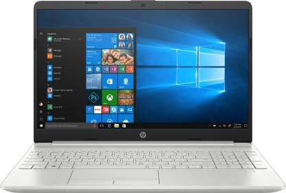 HP 15s Core i5 10th Gen - (8 GB/1 TB HDD/Windows 10 Home) 15S-DU2040TU Thin and Light Laptop  (15.6 inch, Natural Silver, 1.75 kg, With MS Office)