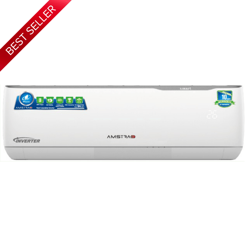 Air Conditioner AMSTRAD-2013 1.5 Ton 3 Star Inverter - DefenceElectronics