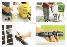 Karcher K 2.420 Air-Con High Pressure Washer - DefenceElectronics