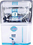 Kent SUPER+(11005) 8 L RO + UF Water Purifier  (White) - DefenceElectronics