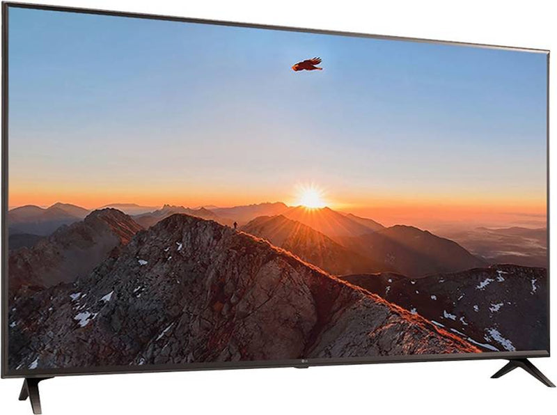 LG 139cm (55 inch) Ultra HD (4K) LED Smart TV  (55UK6360PTE)