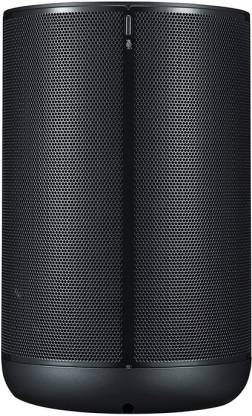 LG XBoom AI ThinQ WK7 AI with Built-in Google Assistant 30 W Bluetooth Speaker  (Black, Mono Channel)