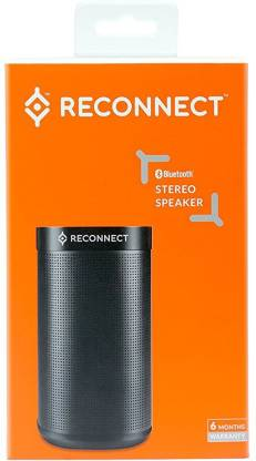 Reconnect Bluetooth Stereo Speaker with In-built Microphone