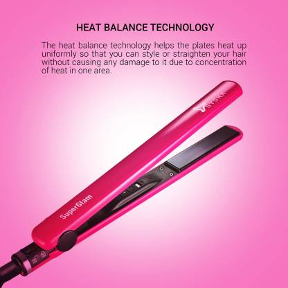 Syska Super Glam HS6810 Hair Straightener