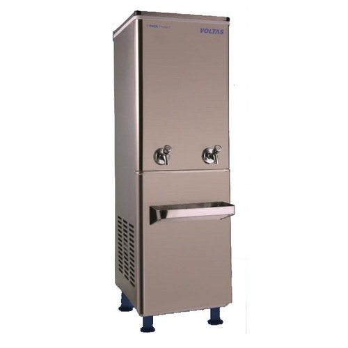 Stainless Steel Voltas Water Cooler FS 150/150 NP R22