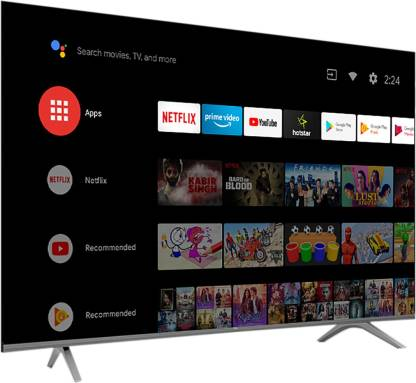 Vu Premium 108cm (43 inch) Ultra HD (4K) LED Smart Android TV (43PM)