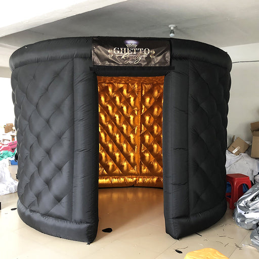 Inflatable Oval photo booth
