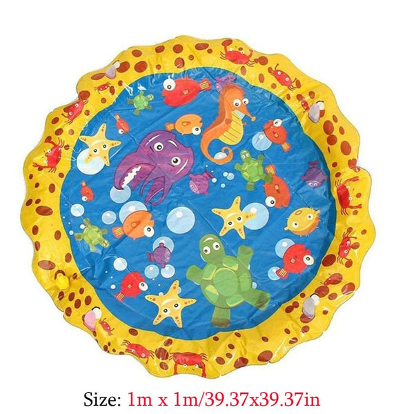 Kids Water Toy Rug - The Free Wild Soul