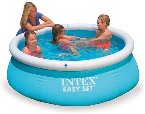 Piscina hinchable redonda INTEX 183x51 cm 866 Litros - The Free Wild Soul