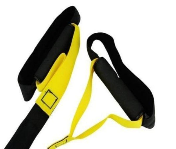 Suspension Training Bands Cross Training - The Free Wild Soul