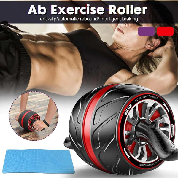 Fitness Roller for Ab Workout - The Free Wild Soul