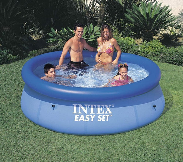 INTEX inflatable round pool 183x51 cm 866 Liters - The Free Wild Soul