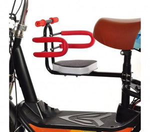 Bicycle Front Child Seat - The Free Wild Soul