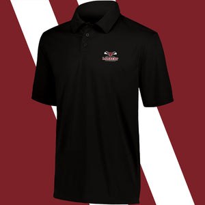 Lambert LaCrosse Embroidered-logo Man Vital Polo Shirt
