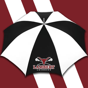 Lambert Lacrosse Golf Umbrella