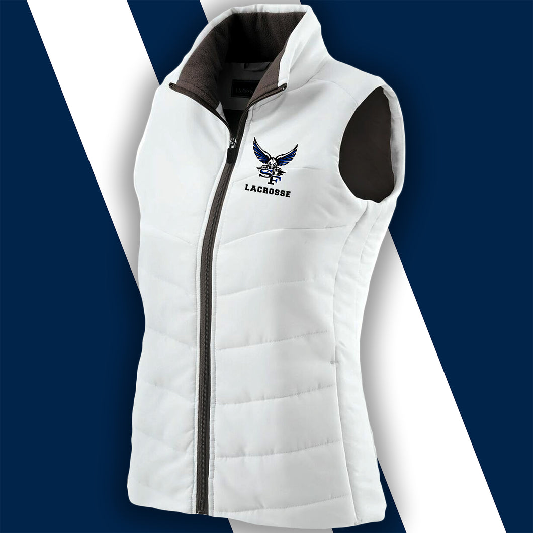 SF Lacrosse Embroider Ladies Vest