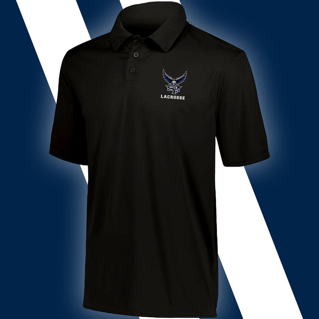 SF Lacrosse Sport-tek Polo short-sleeve