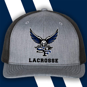 SF Lacrosse Embroidered Richardson Hat