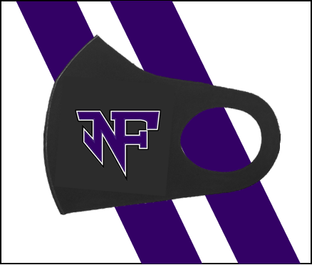 North Forsyth High School Reusable Face Mask