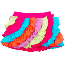 Load image into Gallery viewer, Ruffle Skort-Bright