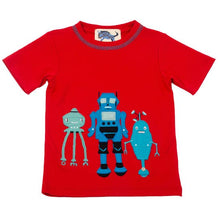 Load image into Gallery viewer, Three Musketeers Robot Tee