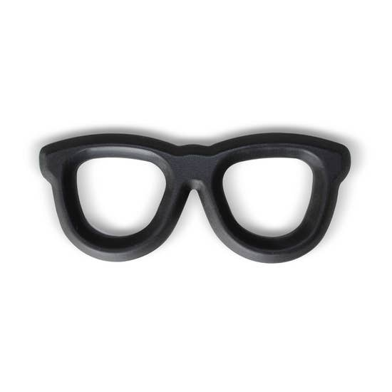 Chew Crew Silicone Teether-Eyeglasses