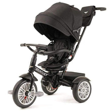 Load image into Gallery viewer, Onyx Black Bentley 6 in 1 Stroller