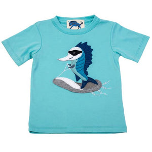 Marlin Water Ski Tee
