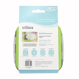 Silibox Silicone Container
