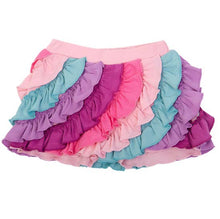 Load image into Gallery viewer, Ruffle Skort-Pastel
