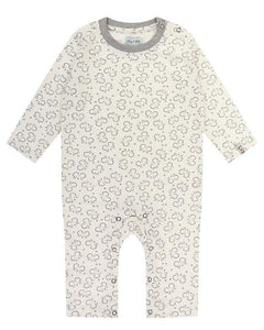 Mouse Print Playsuit