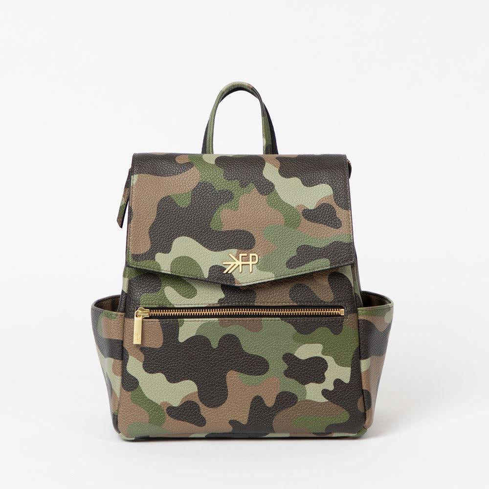 Freshly Picked Mini Classic Diaper Bag-Camo