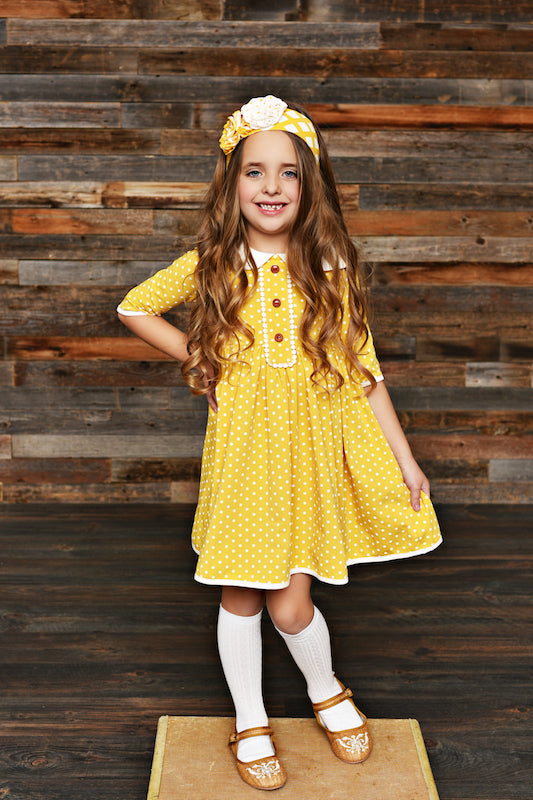 Little Honey Dress W/Leggings